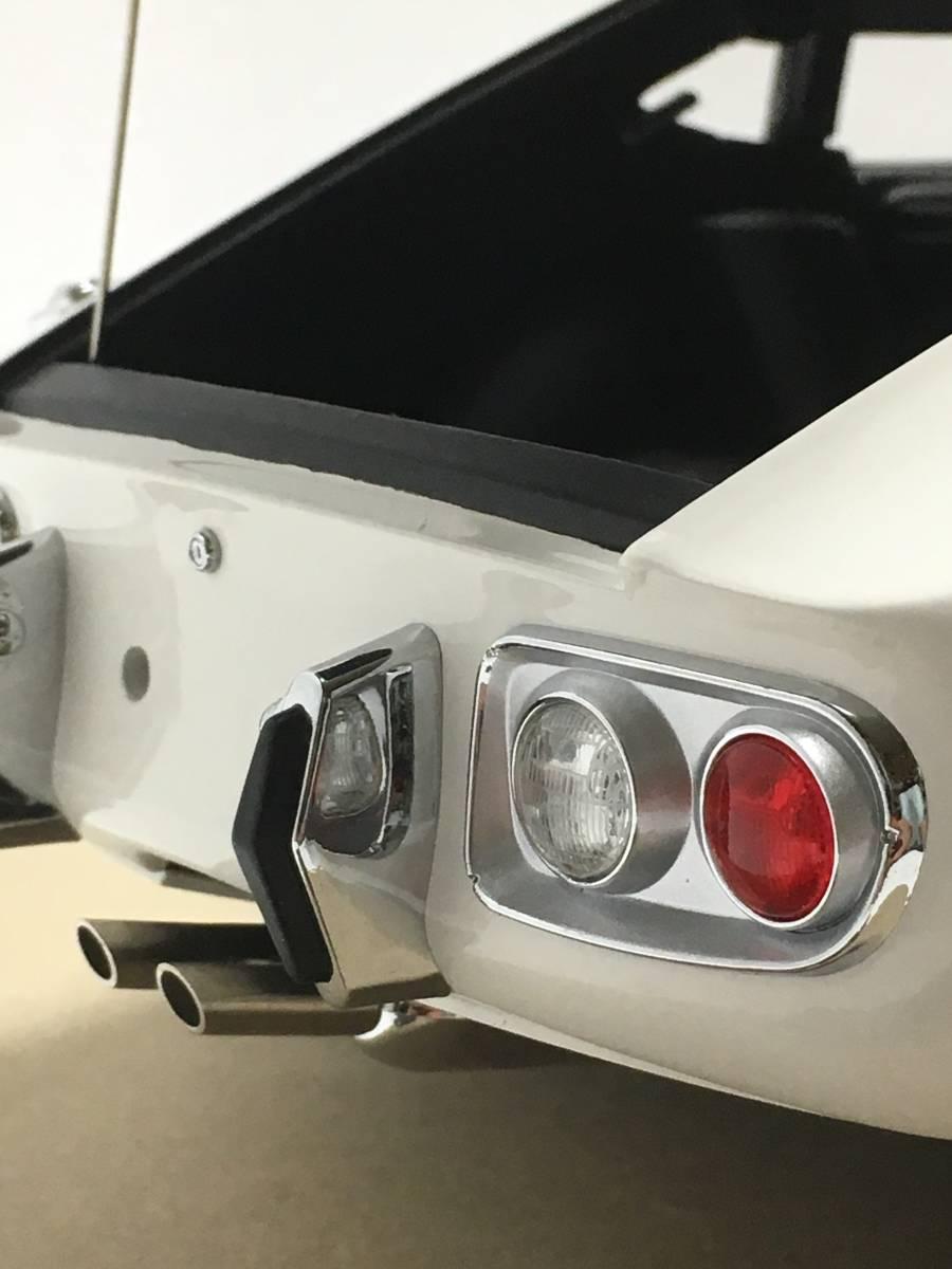 ディアゴスティーニ トヨタ2000GT組み立て済み_画像5