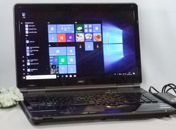 ★ NEC LaVie LL750/F ・高性能 第2世代 Intel Core i7・Windows10・メモリ8GB・HDD 750GB・Office・スピーカー高音質YAMAHAスピーカー