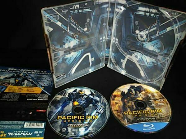 パシフィック・リム:アップライジング スチール・ブック仕様 ブルーレイ+DVDセット(Blu-ray Disc)_画像2