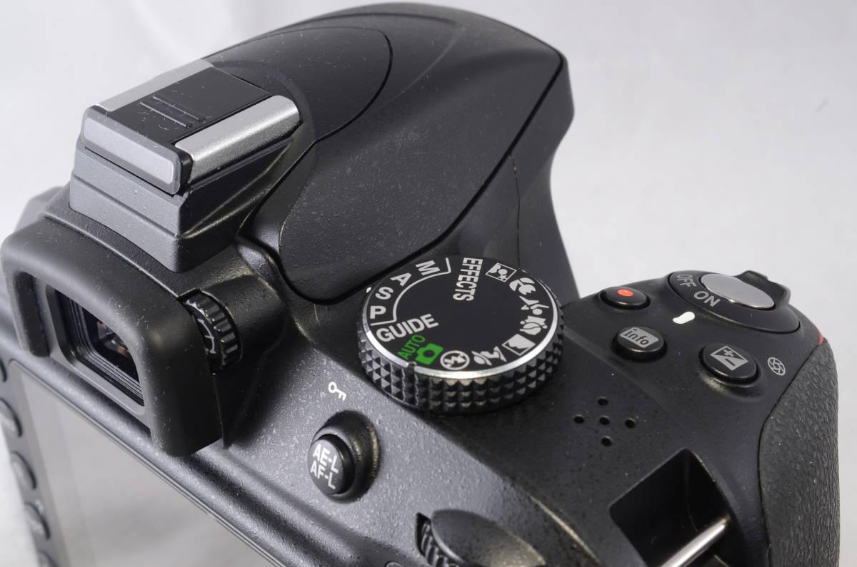 【新品同様品】ニコン Nikon D3300 18-55mm VR II 純正レンズキット★ショット数1412回★届いたらすぐに使える初心者おすすめ得々パック♪_画像6