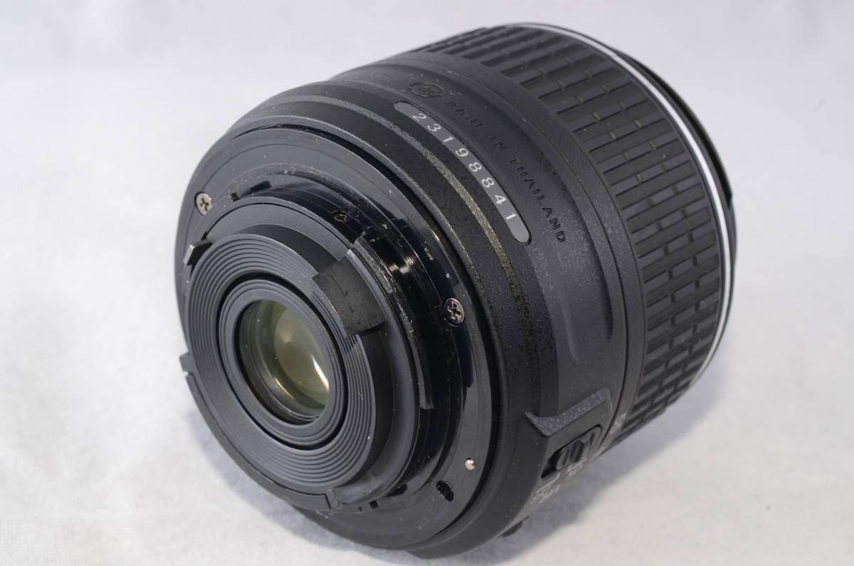 【新品同様品】ニコン Nikon D3300 18-55mm VR II 純正レンズキット★ショット数1412回★届いたらすぐに使える初心者おすすめ得々パック♪_画像8