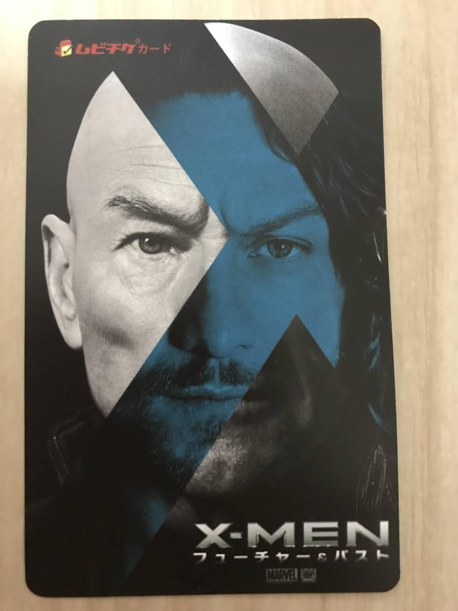 Xメン X-MEN フューチャー&バスト ムビチケ 映画半券