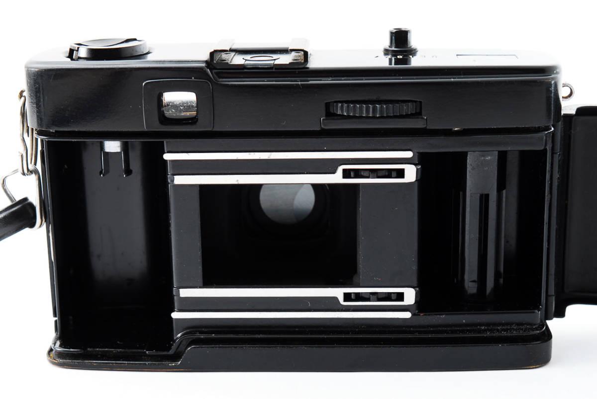 レア!ブラック ■ 即決・値下交渉あり ■ Olympus オリンパス Trip 35 D.Zuiko 40mm F2.8 フィルムカメラ ■ 2083_画像6