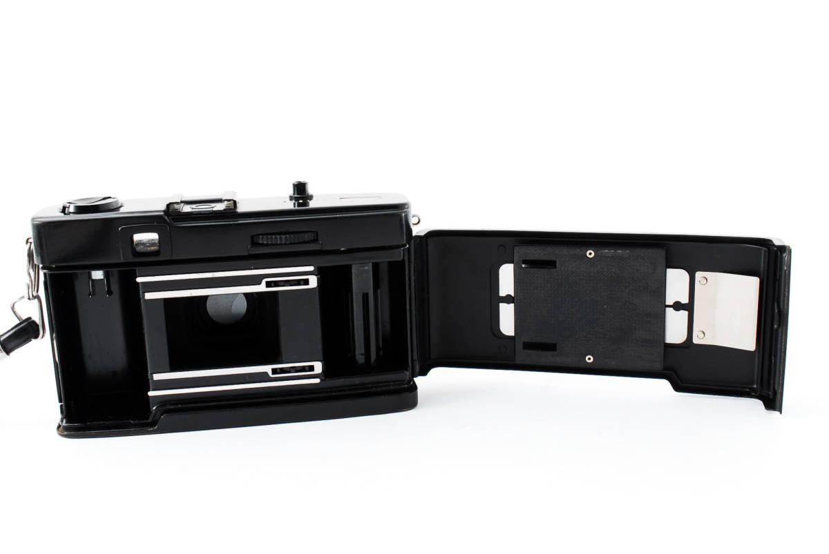 レア!ブラック ■ 即決・値下交渉あり ■ Olympus オリンパス Trip 35 D.Zuiko 40mm F2.8 フィルムカメラ ■ 2083_画像5