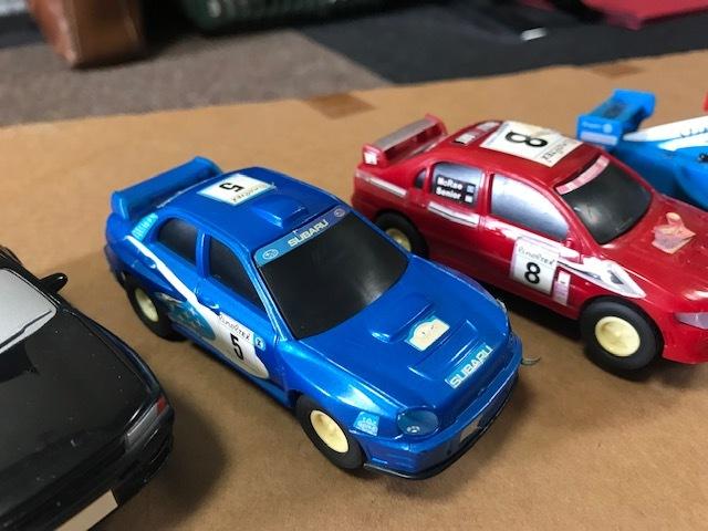 スロットルカー イニシャルD コース複合 USED _画像8