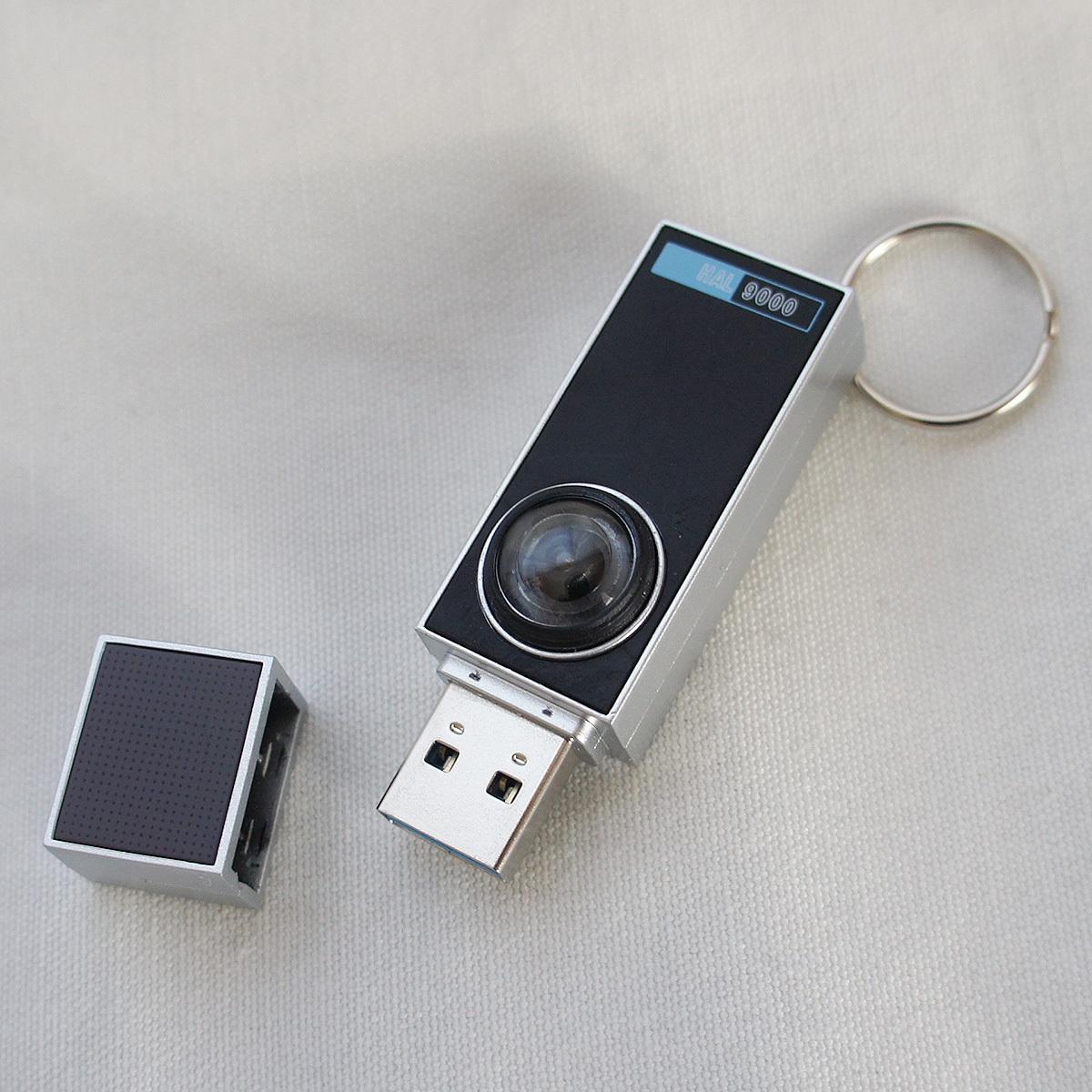 2001年宇宙の旅 HAL 9000 USBメモリ 16GB 新品・送料無料・マスターレプリカグループ製 Master Replicas Group USB 3.0 Flash Drive_画像4