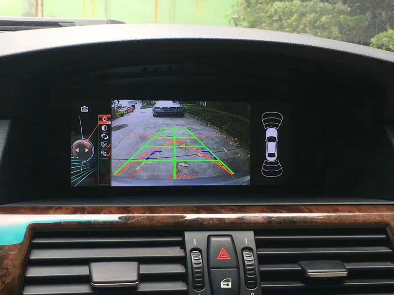 BMW 日本語版 android ナビ 9.0 カメラ付き E60、E61,E62,E63,E64,M6 E90 E91 E92 CCC AUX無し車種用_画像7