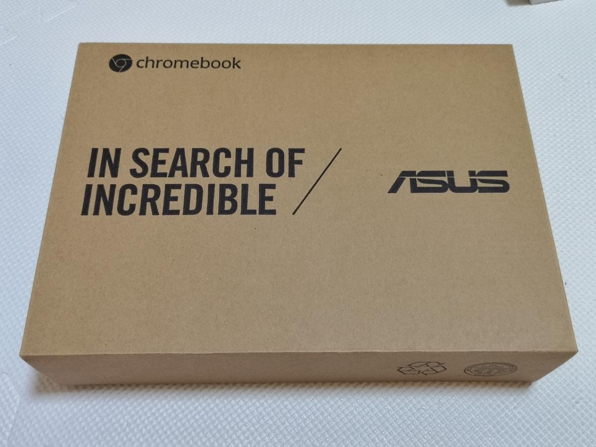 【1円!中古美品!】ASUS Chromebook Flip ノートパソコン C100PA-RK3288 完動品 10.1インチ タッチパネル 360度回転 タブレット 送料無料!_画像9