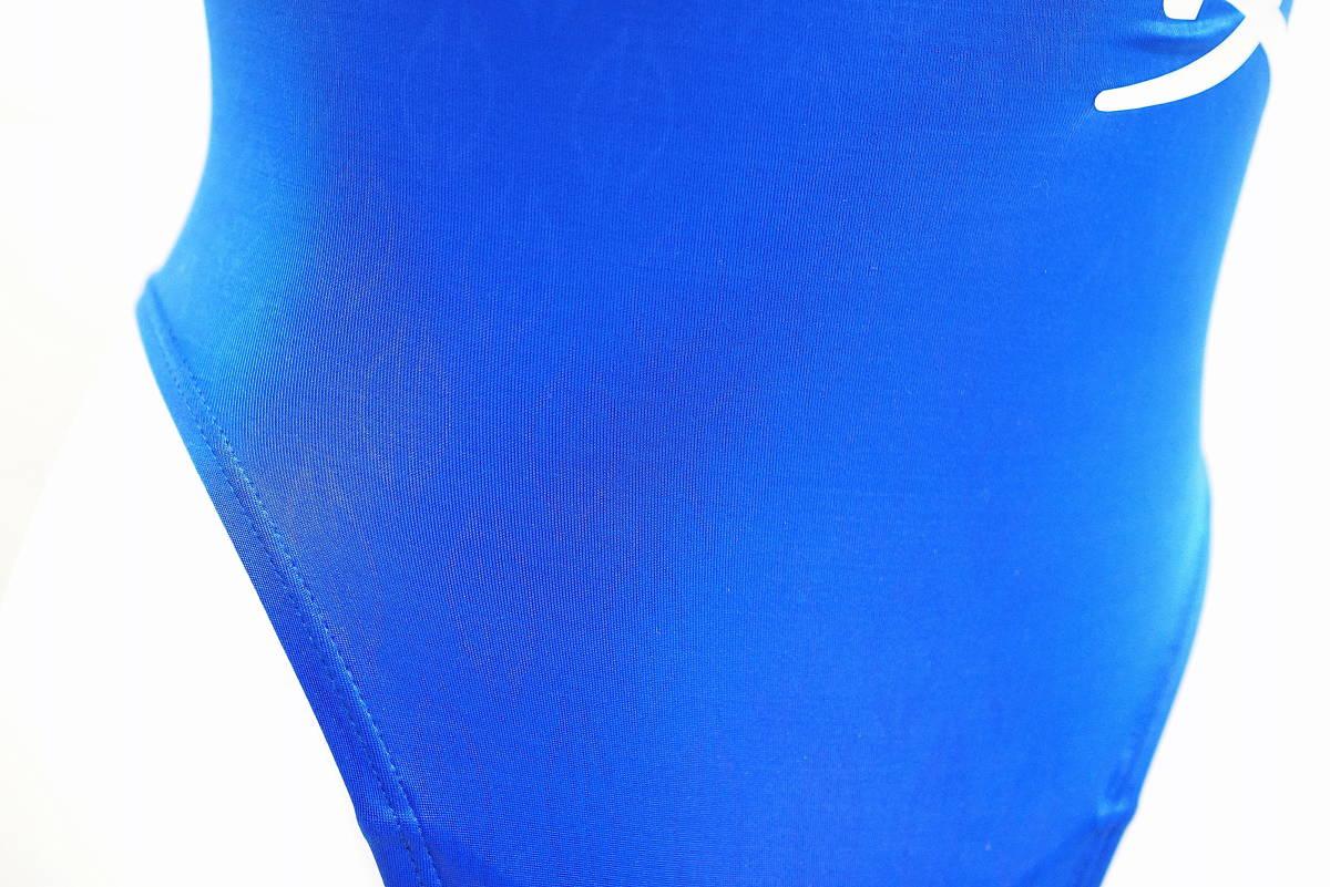激レア!某女子大水泳部 ミズノ 競泳水着 初期型マイティーライン ハイレグ ハイカット_画像6