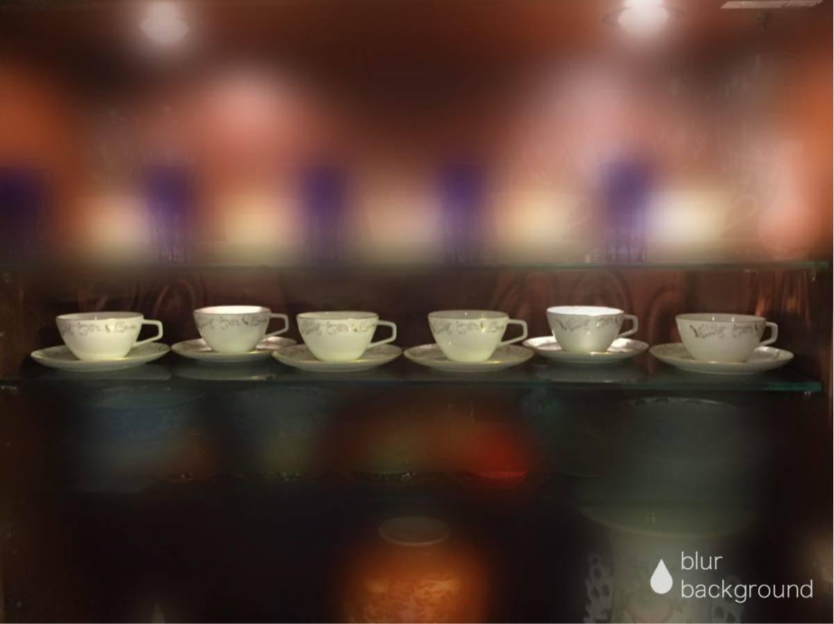 大倉陶園 100年前 紅茶 コーヒー カップ&ソーサー 6客_画像10
