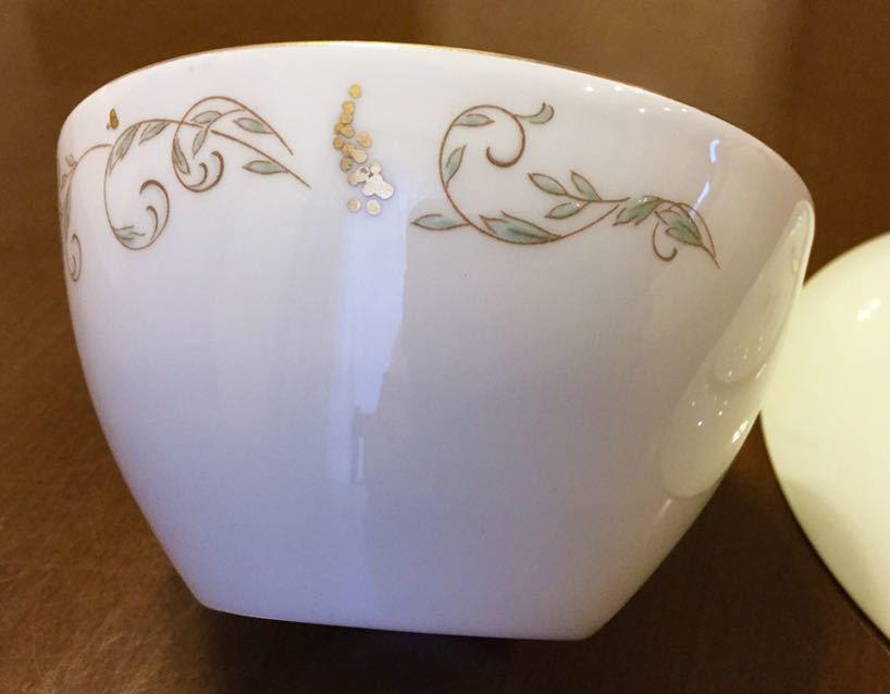 大倉陶園 100年前 紅茶 コーヒー カップ&ソーサー 6客_画像7