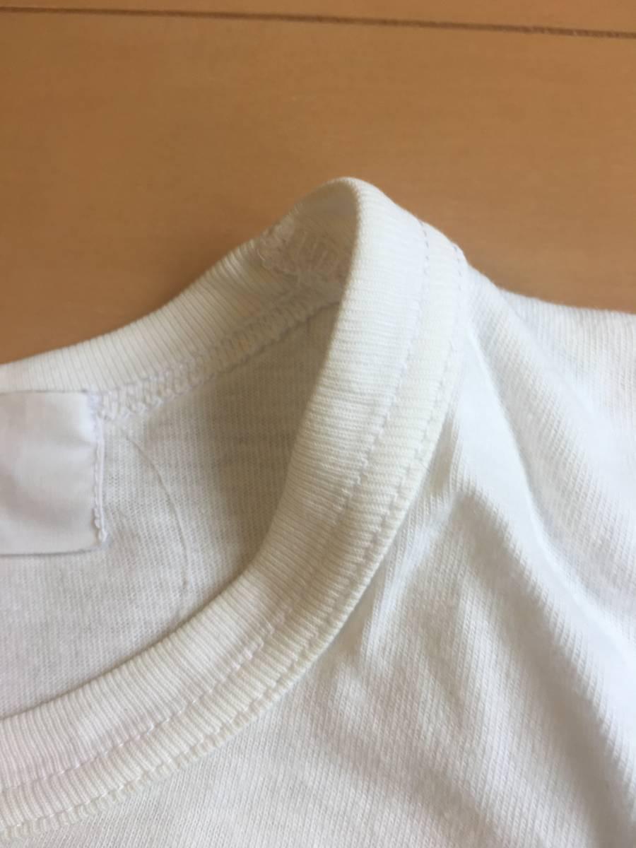【送料185円】PLAY COMME des GARCONS・プレイ コムデギャルソン★メンズ 綿 プレイハートロゴ 半袖Tシャツ★白★