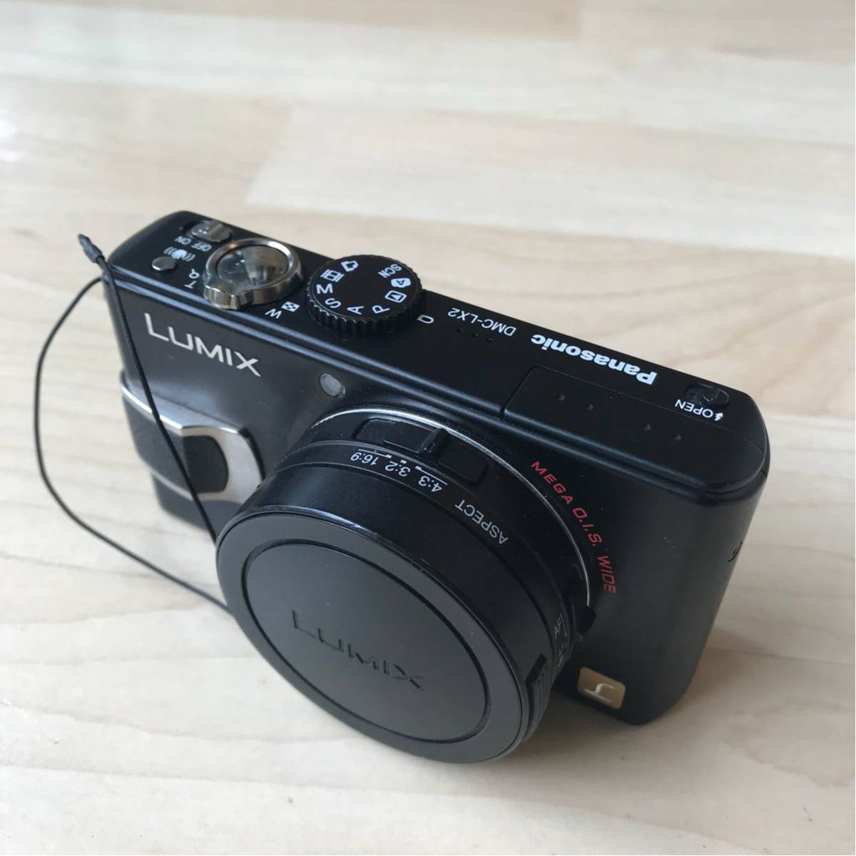 Panasonic デジカメ DMC-LX2