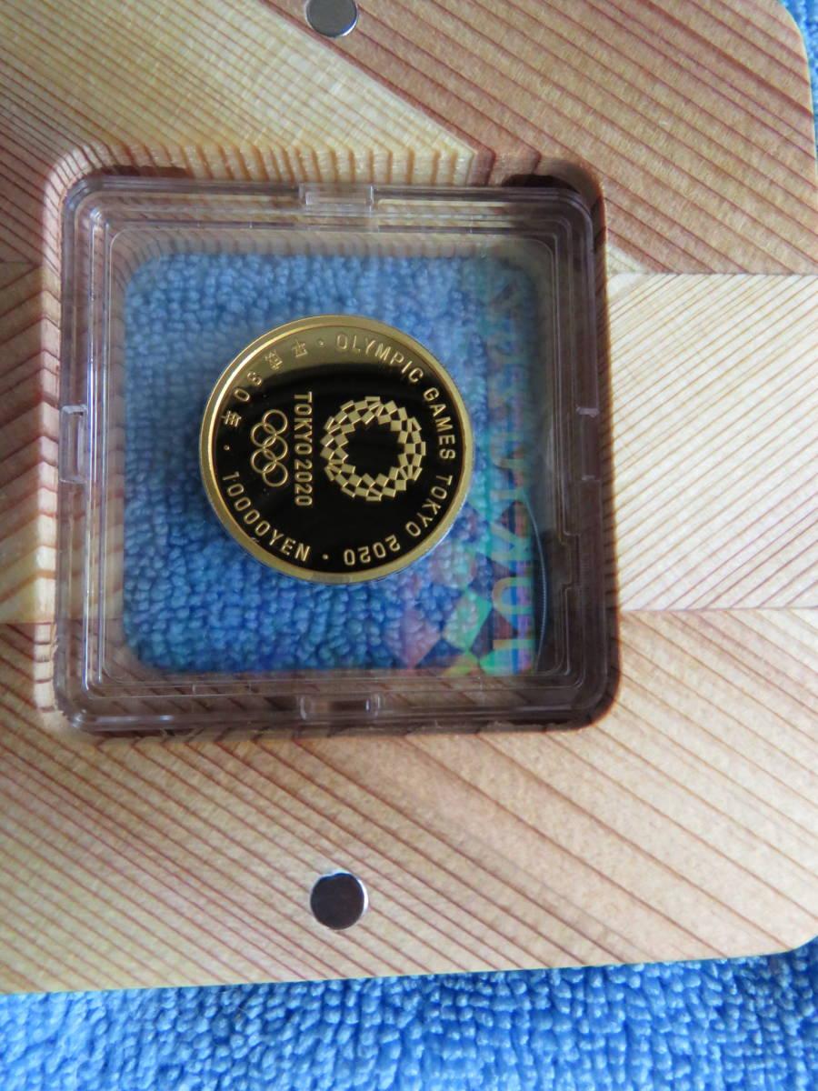 東京オリンピック 2020 記念1万円金貨「流鏑馬」_画像5