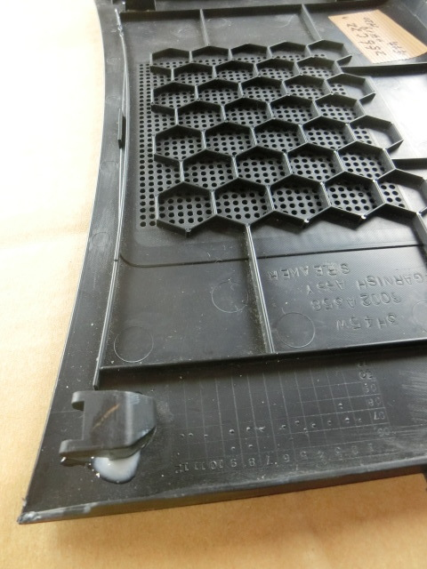 デリカD:5  ダッシュ スピーカーカバー 平成20年 DBA-CV5W ダッシュボード_画像4