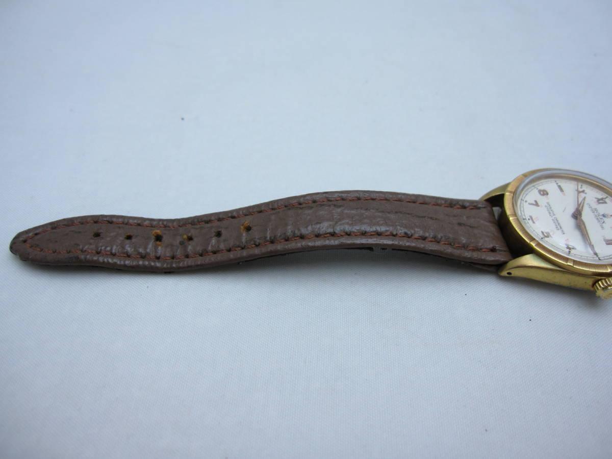 ~希少~【ROLEX】ロレックス オイスター パーペチュアル 1560 腕時計 自動巻 オートマ アンティーク ビンテージ 機械式 古い ジャンク品 _画像3
