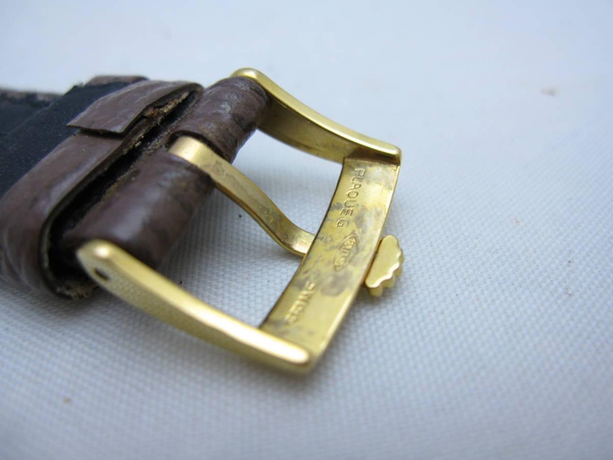 ~希少~【ROLEX】ロレックス オイスター パーペチュアル 1560 腕時計 自動巻 オートマ アンティーク ビンテージ 機械式 古い ジャンク品 _画像8