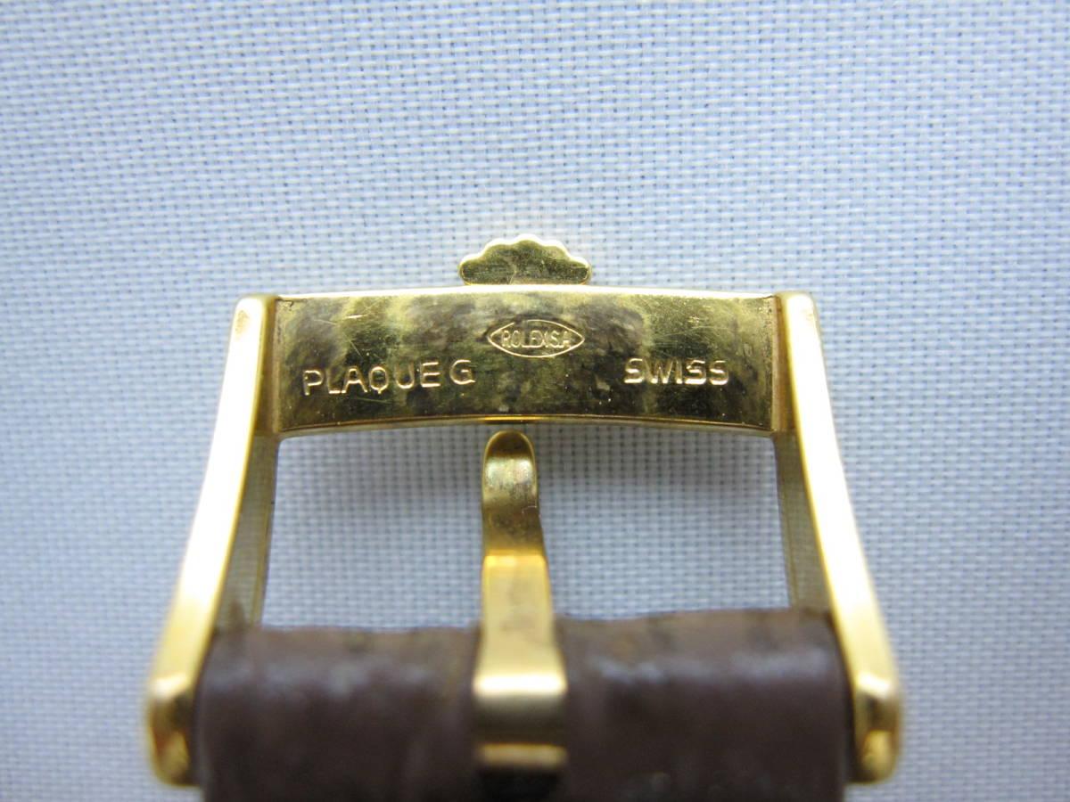 ~希少~【ROLEX】ロレックス オイスター パーペチュアル 1560 腕時計 自動巻 オートマ アンティーク ビンテージ 機械式 古い ジャンク品 _画像9