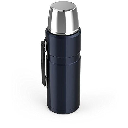 ★新品未使用★Thermos サーモス ステンレスキング 2L 大容量 保温・保冷 飲料ボトル 「ミッドナイト・ブルー」_画像5