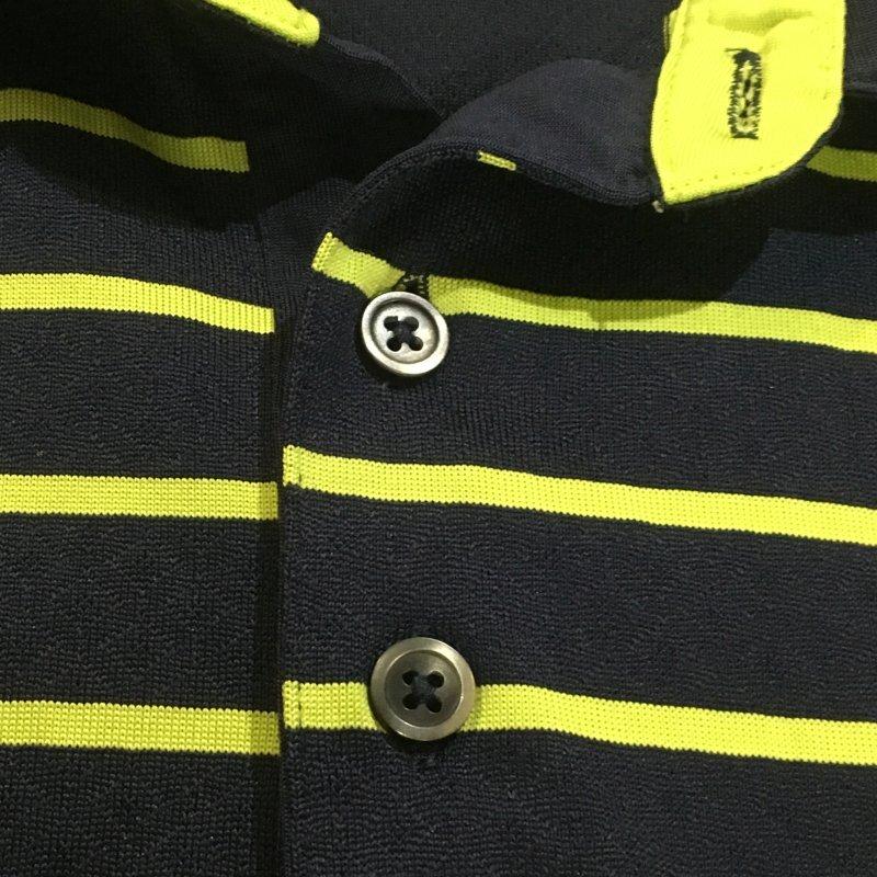 《郵送無料》■Ijinko◆美品★アディダス ( Adidas ) Climacool★ S/P サイズ半袖ポロシャツ