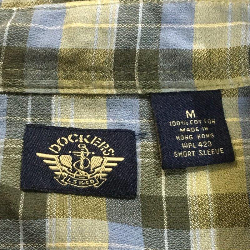 《郵送無料》■Ijinko★ドッカーズ Dockers★ M サイズ半袖シャツ