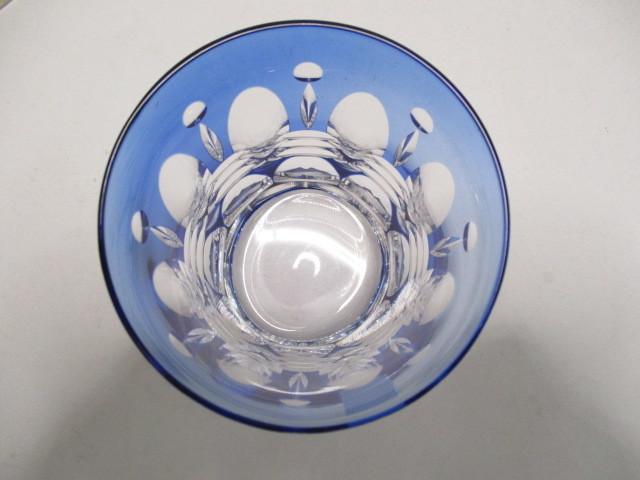 カガミクリスタル 切子 ロックグラス 1個 グラス 未使用_画像6