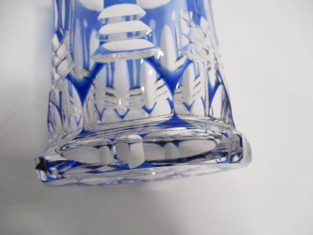 カガミクリスタル 切子 ロックグラス 1個 グラス 未使用_画像7