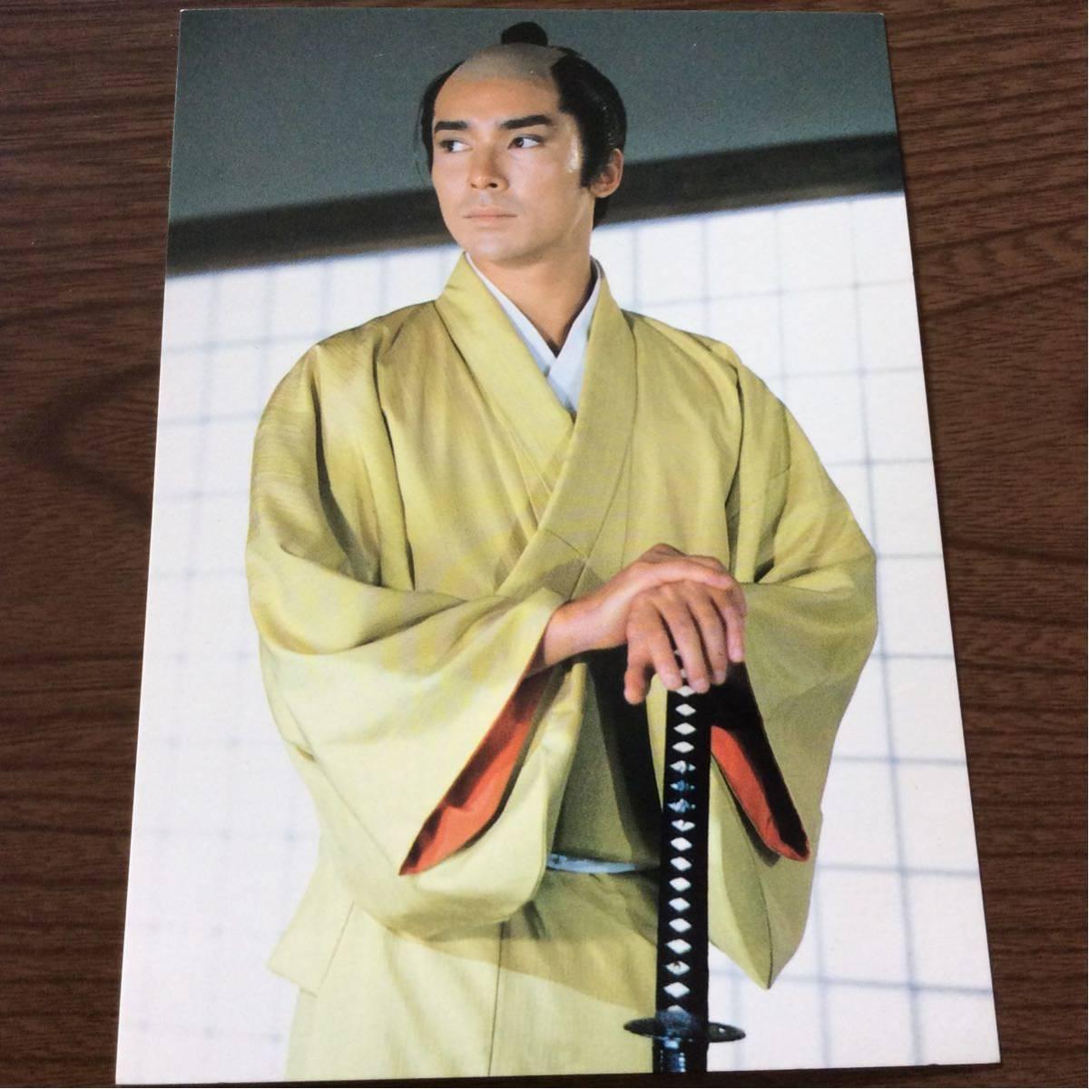 送料無料 郷ひろみ 写真 ポストカード POST CARD 10枚 Hiromi GO_画像3