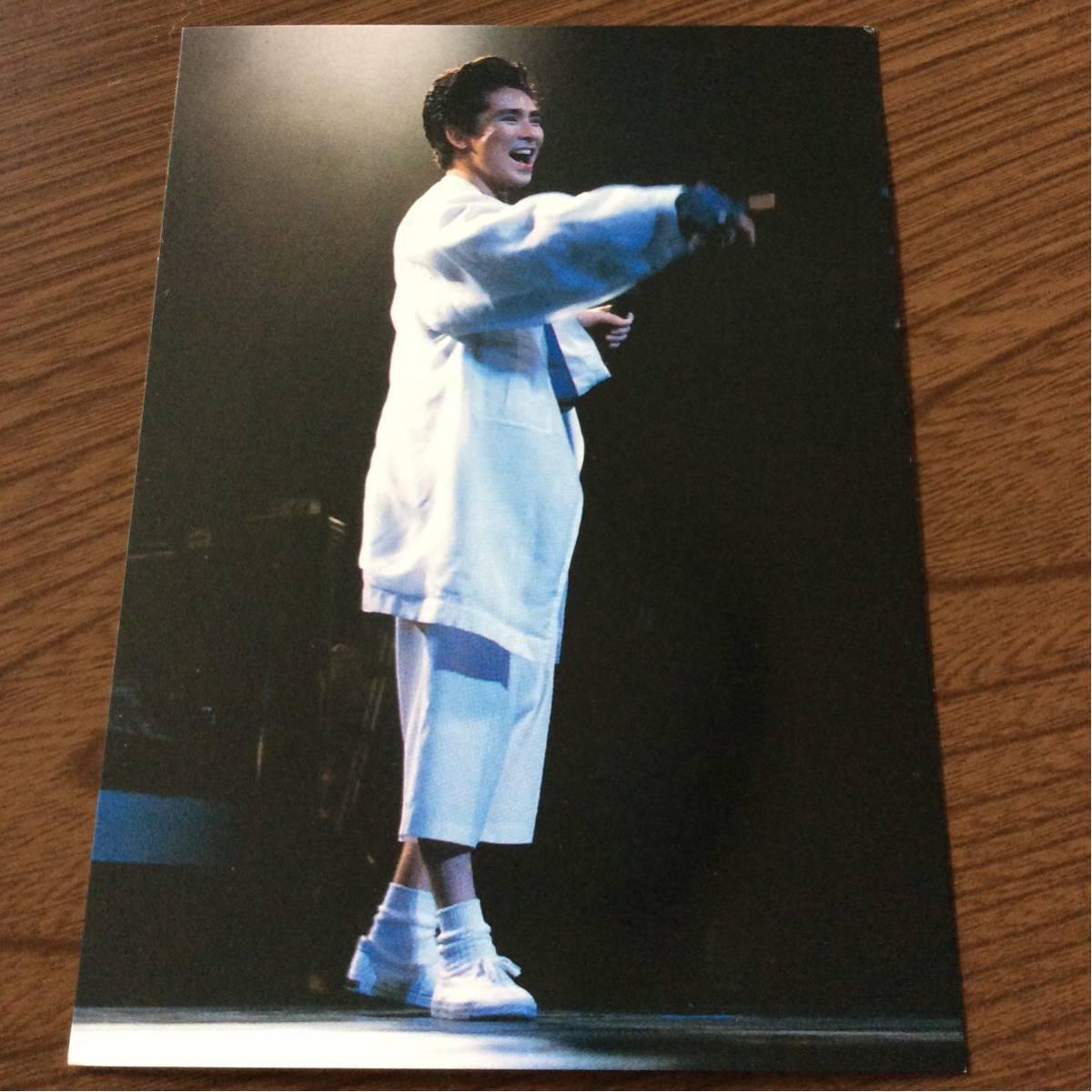 送料無料 郷ひろみ 写真 ポストカード POST CARD 10枚 Hiromi GO_画像5