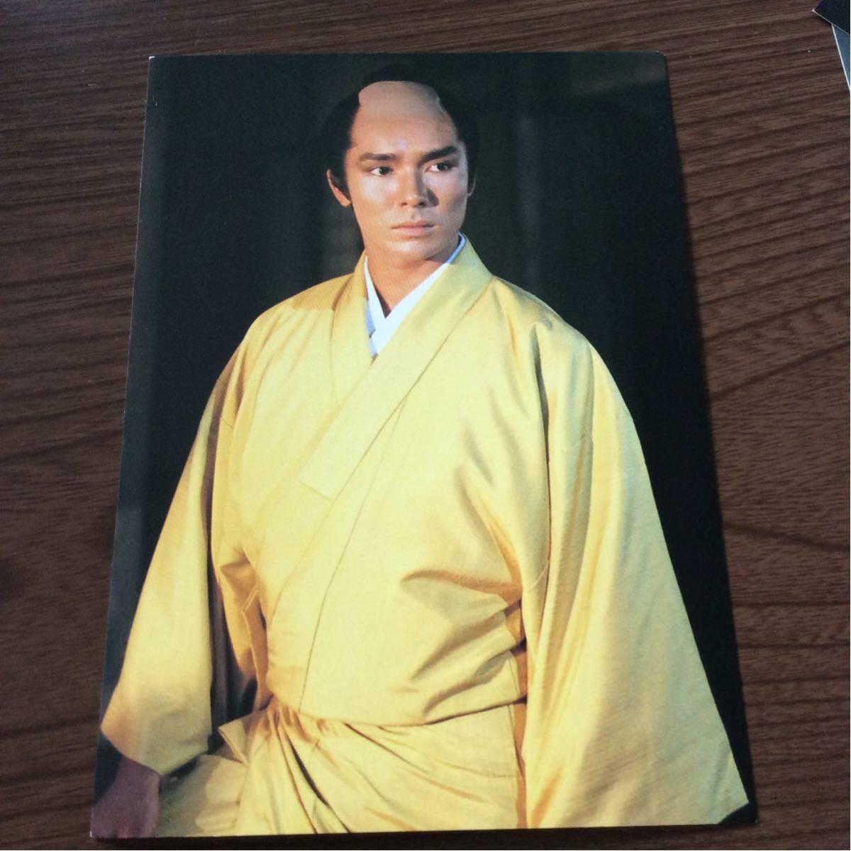 送料無料 郷ひろみ 写真 ポストカード POST CARD 10枚 Hiromi GO_画像2