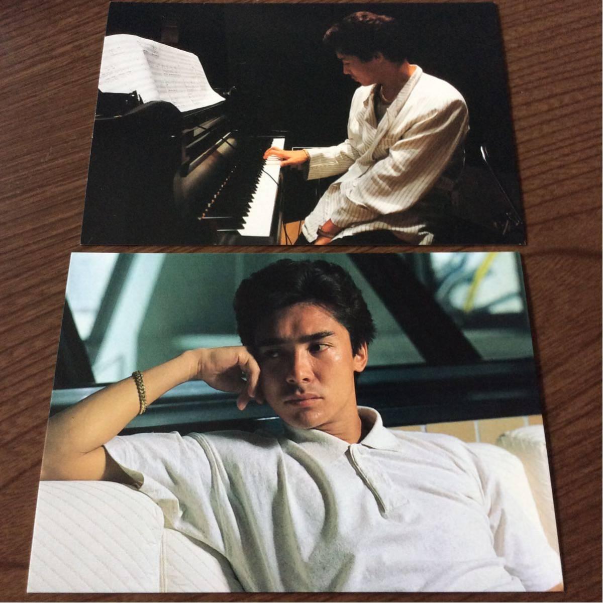 送料無料 郷ひろみ 写真 ポストカード POST CARD 10枚 Hiromi GO_画像9