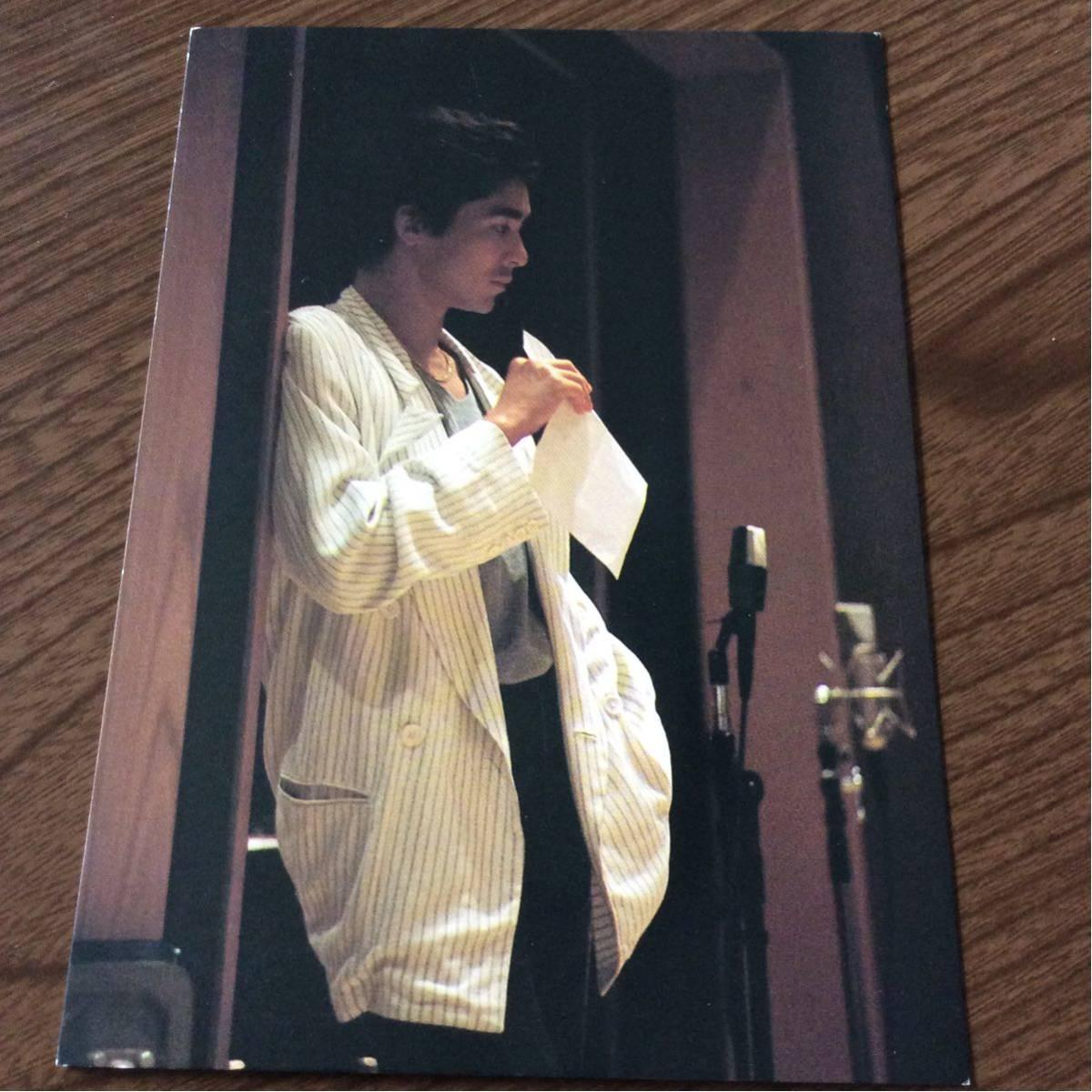 送料無料 郷ひろみ 写真 ポストカード POST CARD 10枚 Hiromi GO_画像7