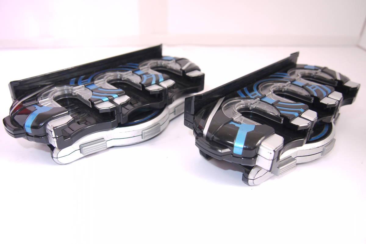 仮面ライダーオーズ DXオーズドライバー タジャスピナー ベルト右(R) コインケース バックル_画像5