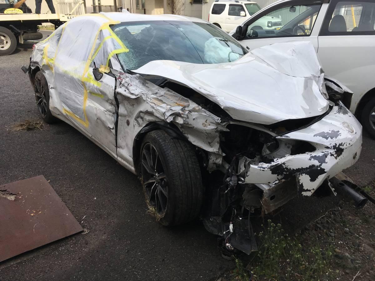 トヨタ FT86 GTリミテッド 事故車現状_画像5