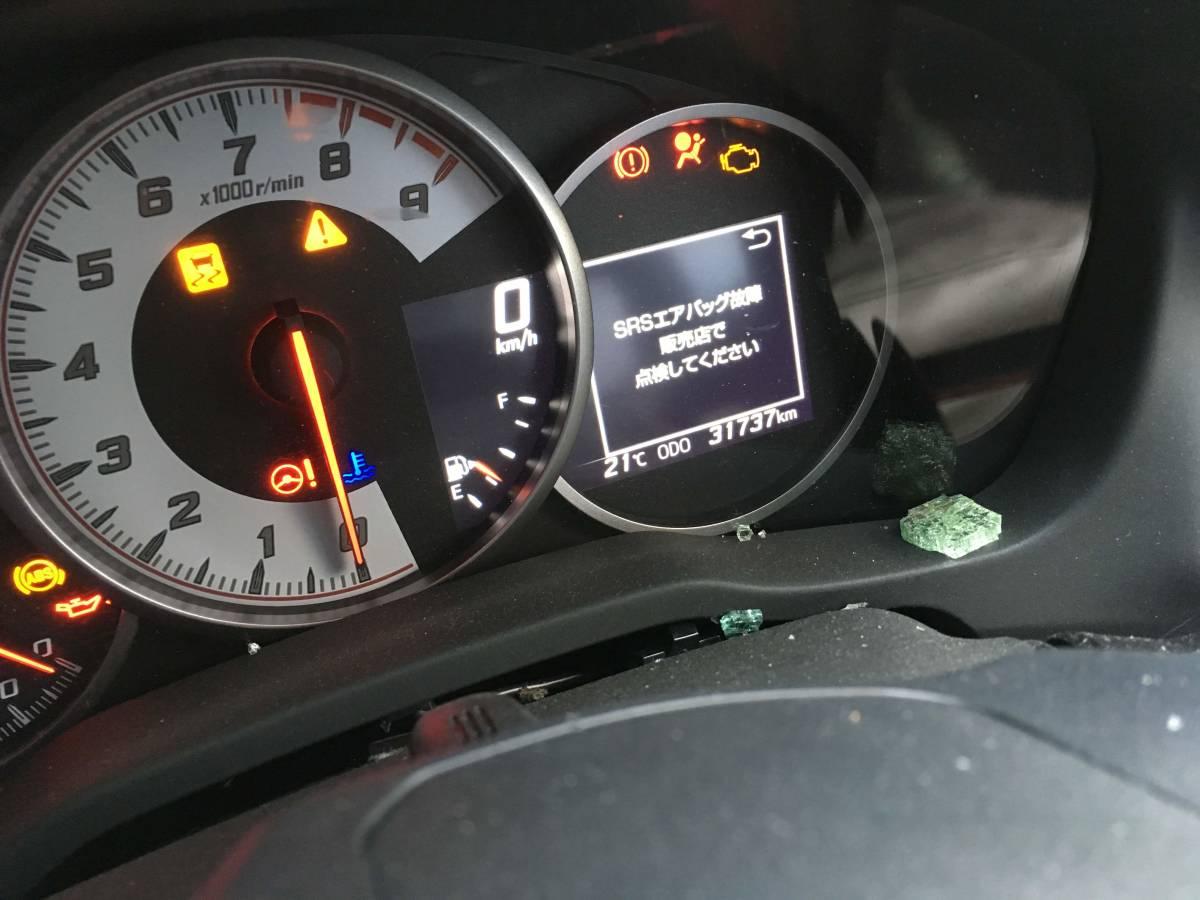 トヨタ FT86 GTリミテッド 事故車現状_画像6