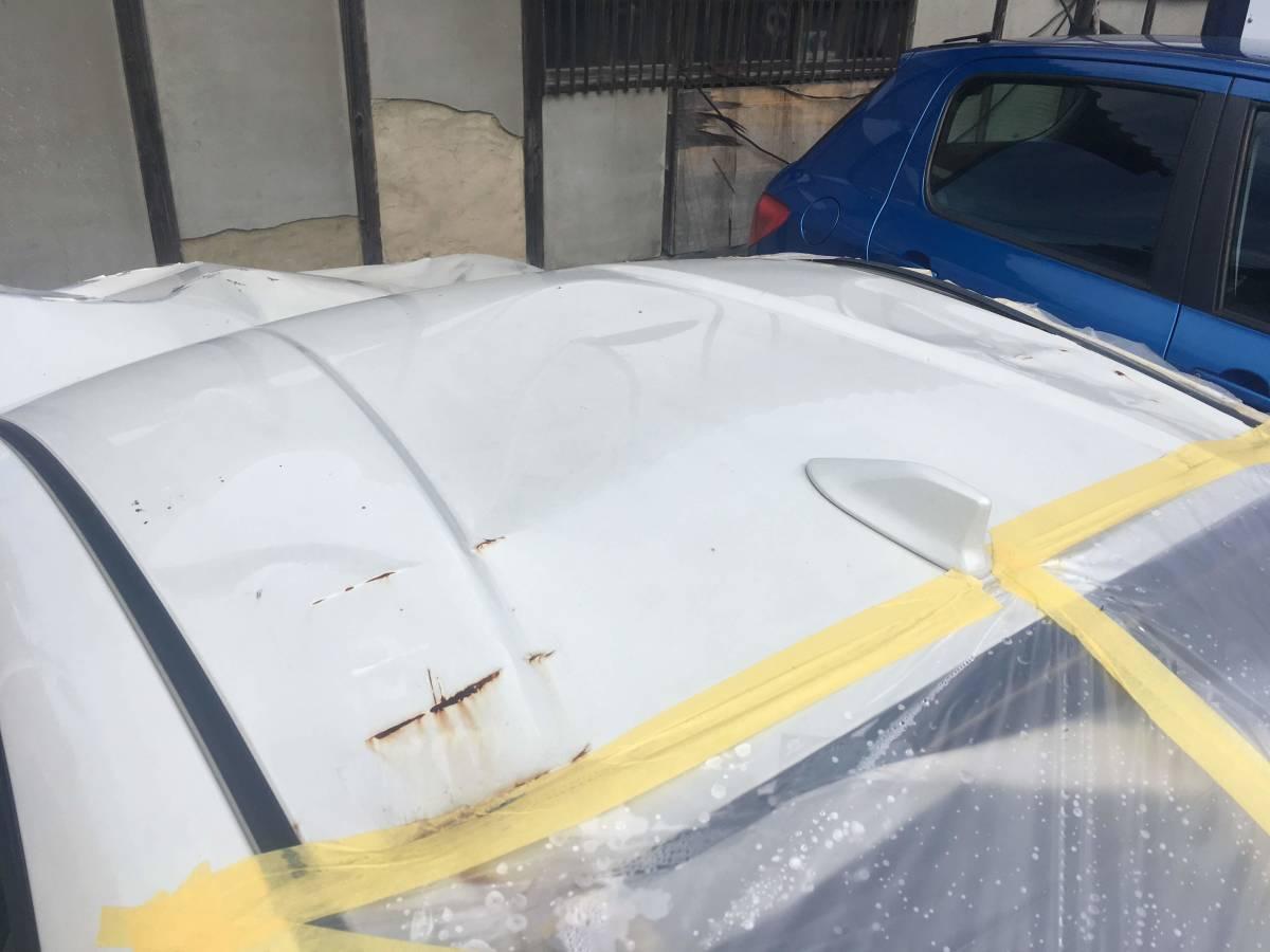 トヨタ FT86 GTリミテッド 事故車現状_画像10