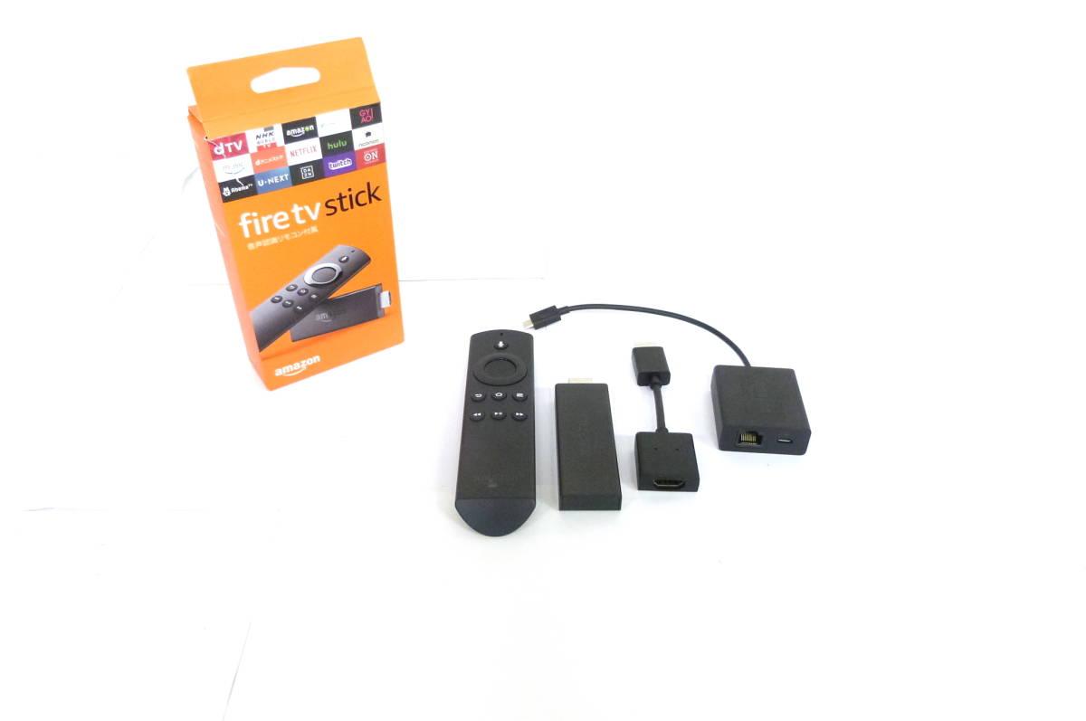 【美品】Amazon fire TV stick 第2世代 gs