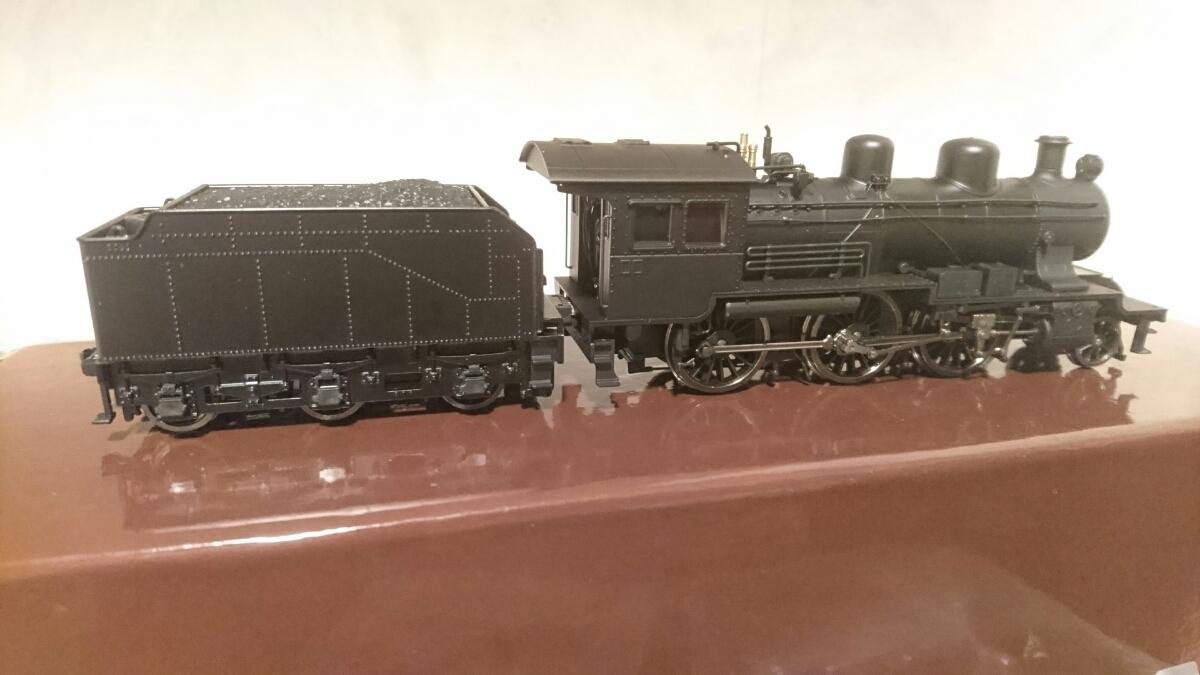 トラムウェイ 8620 蒸気機関車 裾上げキャブ デフつき パーツ未使用_画像3
