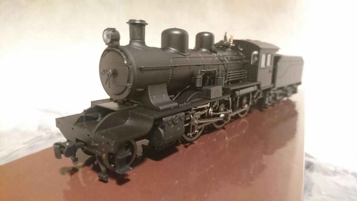 トラムウェイ 8620 蒸気機関車 裾上げキャブ デフつき パーツ未使用