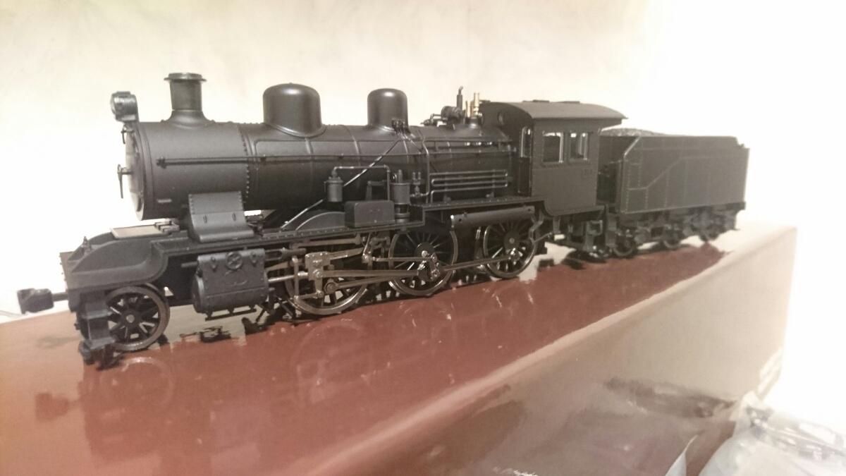 トラムウェイ 8620 蒸気機関車 裾上げキャブ デフつき パーツ未使用_画像4
