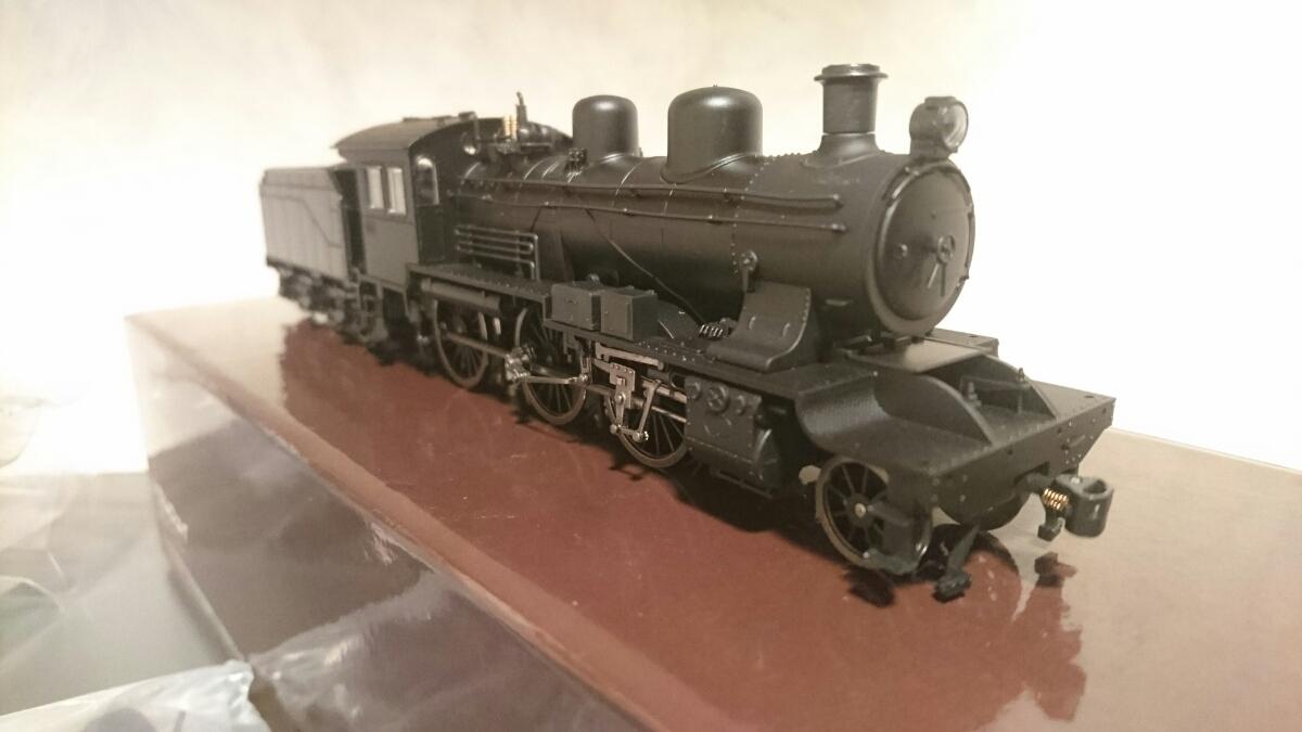 トラムウェイ 8620 蒸気機関車 裾上げキャブ デフつき パーツ未使用_画像5