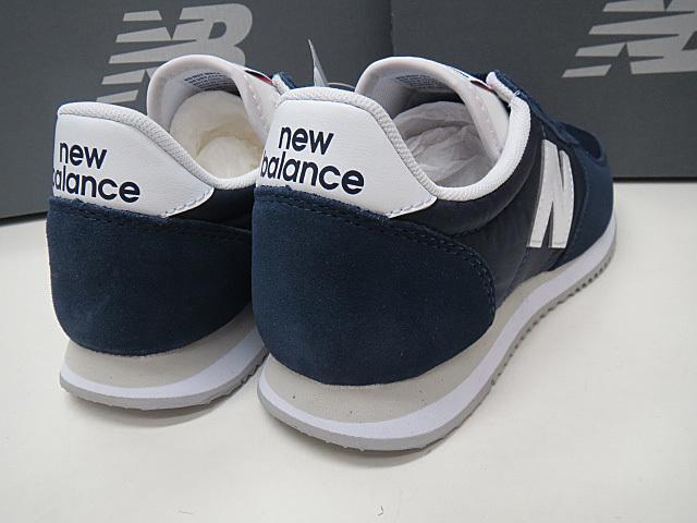 ★新品/即決★ニューバランス 「Running Style」 U220 NV (D) 25,5cm_画像6