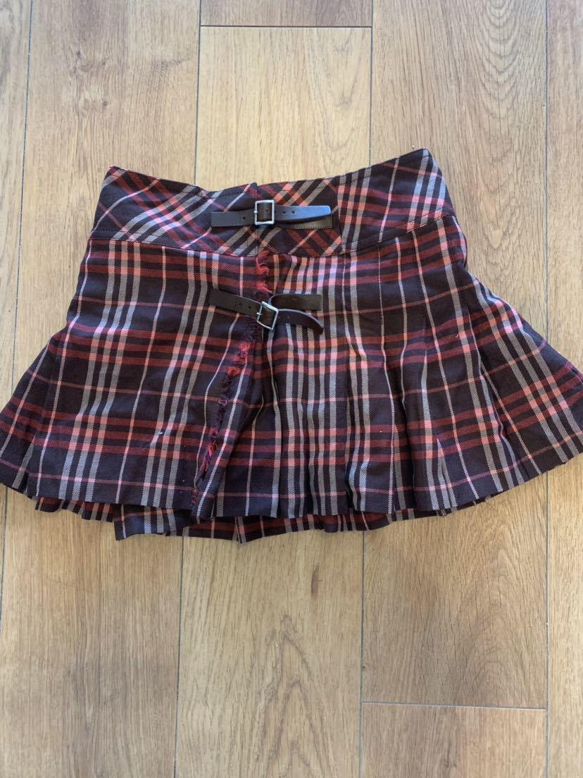 バーバリー ブルーレーベル スカート