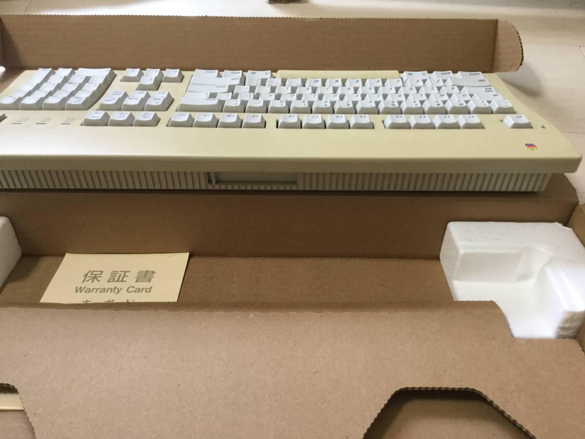 Apple Extended Keyboard Ⅱ_画像4