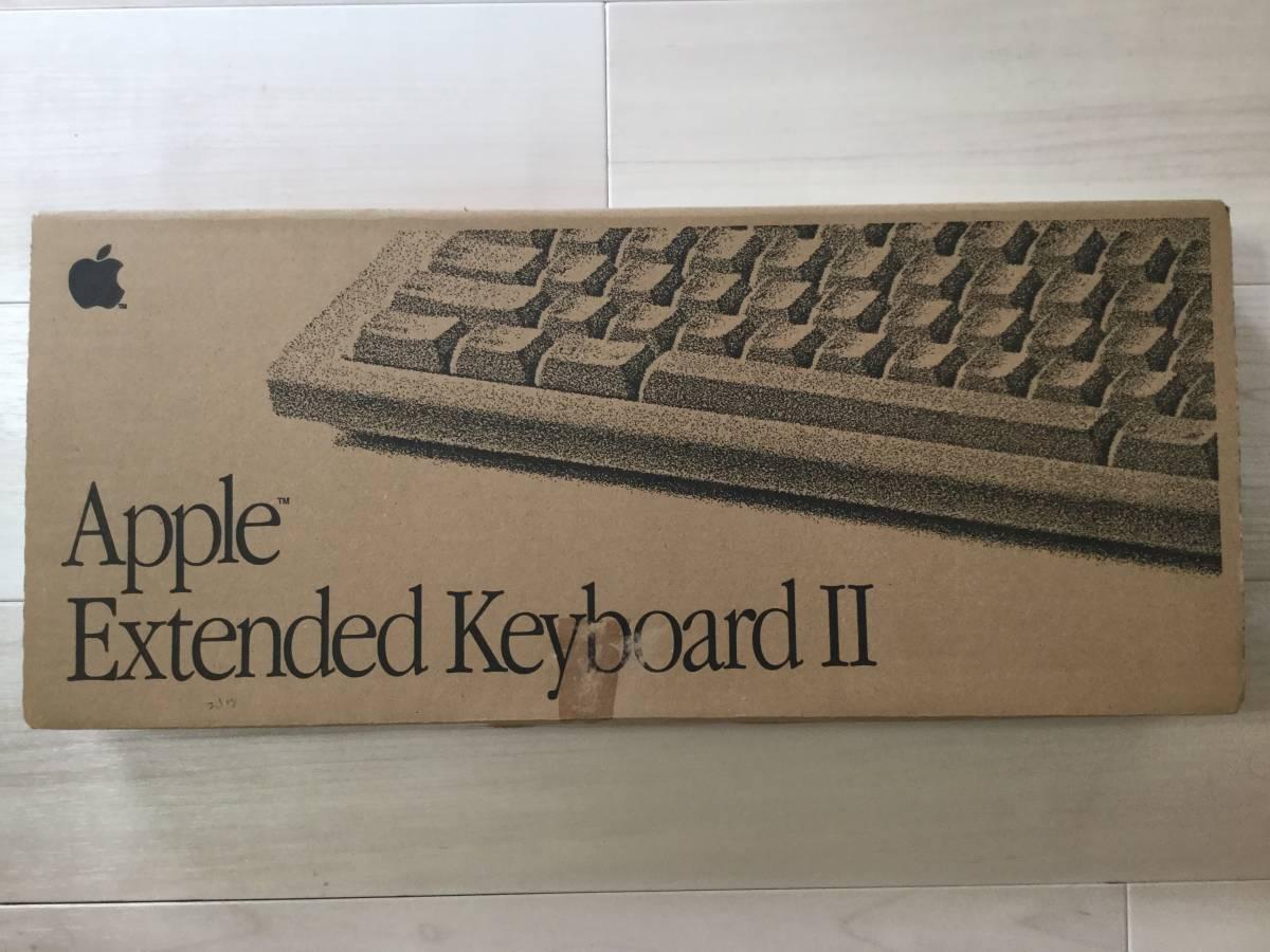 Apple Extended Keyboard Ⅱ