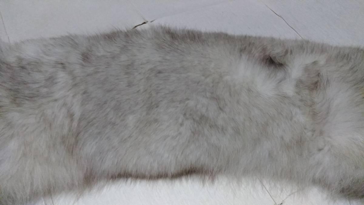 サガ フォックス、ショール、毛皮、未使用、振袖に、成人式に、手触り良し_画像8