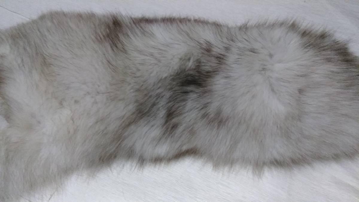 サガ フォックス、ショール、毛皮、未使用、振袖に、成人式に、手触り良し_画像9