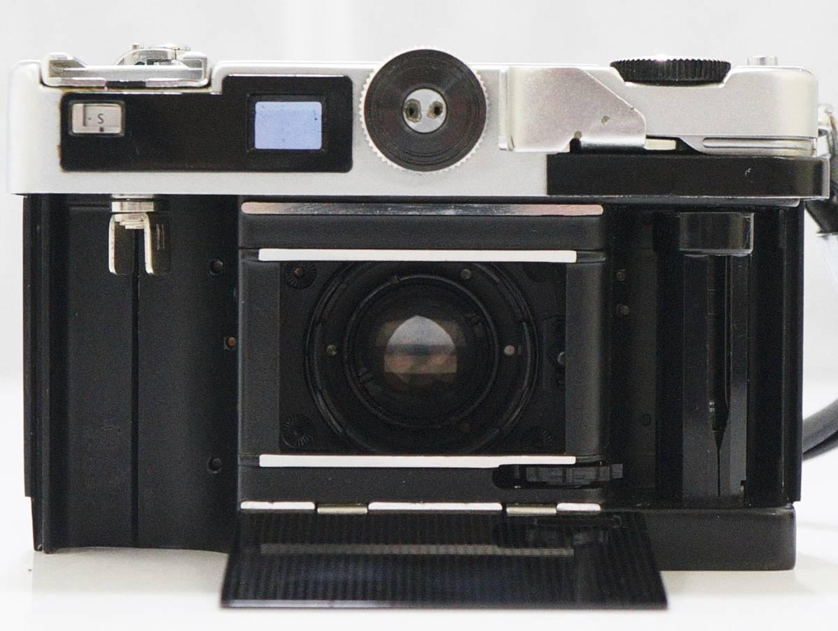 □ PETRI Color 35 ペトリ カラー35 コンパクト/フィルムカメラ Petri 1:2.8 f=40㎜ 動作未確認 訳あり 中古 現状品 ③_画像8