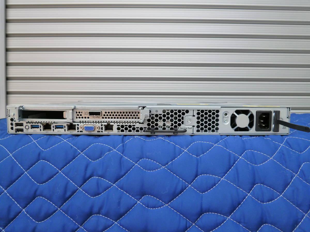 HP ProLiant DL320e Gen8 v2 Xeon E3-1240 v3(3.40GHz)/メモリ8GB/P222/HDD 1TB x2/OSなし_画像4