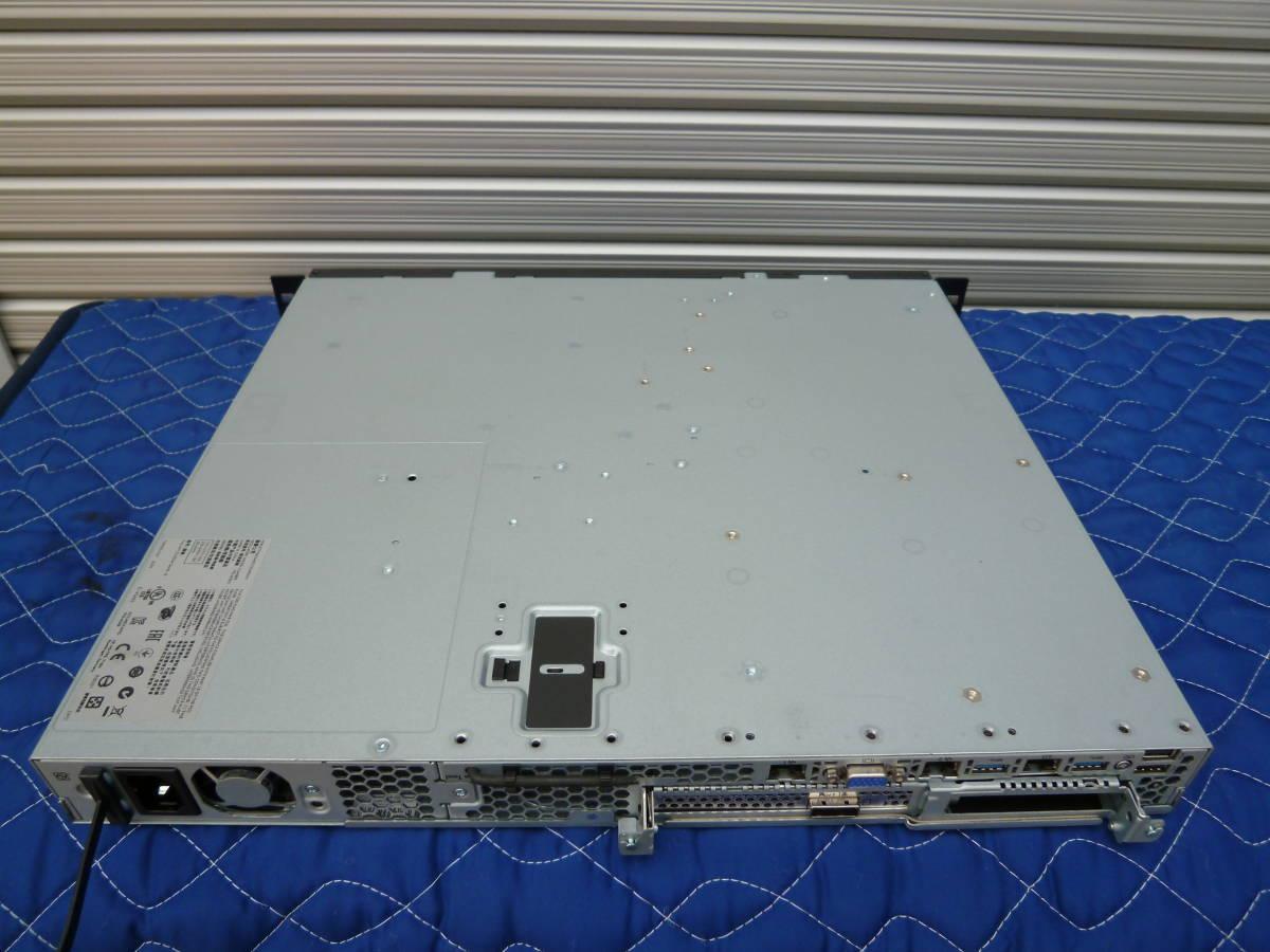 HP ProLiant DL320e Gen8 v2 Xeon E3-1240 v3(3.40GHz)/メモリ8GB/P222/HDD 1TB x2/OSなし_画像5